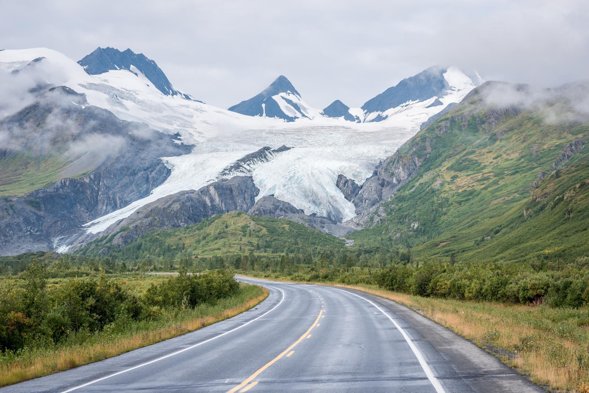 DSC1753 Worthington Glacier Richardson Highway Alaska