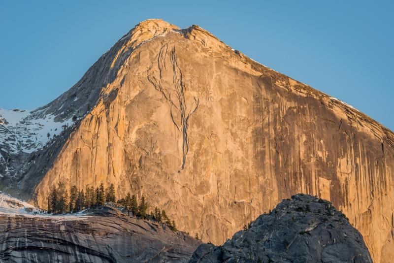 DSC3070 - Alternate View of Half Dome in Yosemite