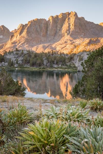DSC4066-Early Morning Light in the John Muir Wilderness