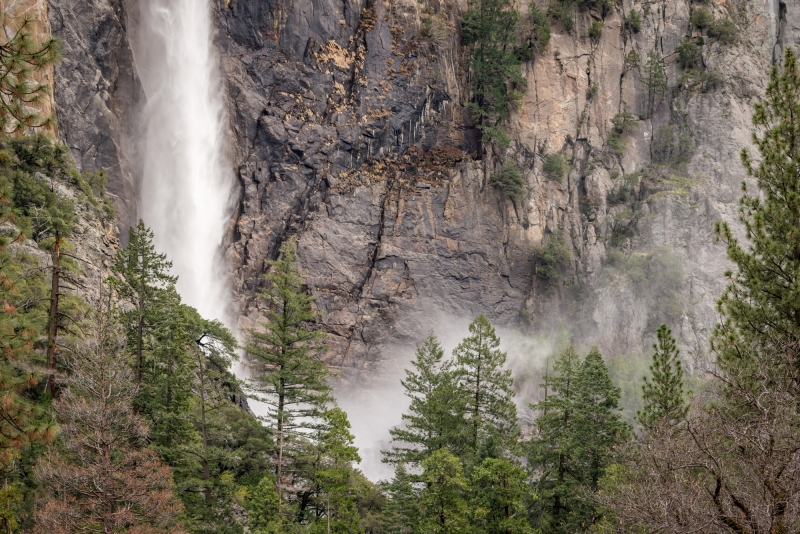 DSC7563 Bridal Veil Falls - Yosemite
