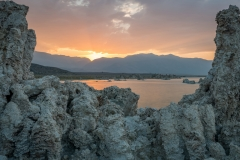 DSC4363 Sunset at Mono Lake, California