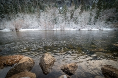 DSC8021 Merced River in Winter - Yosemite