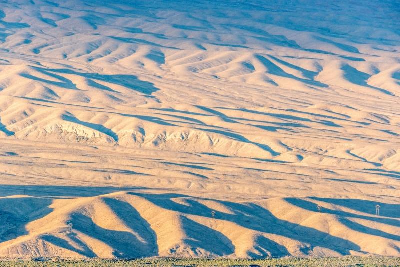 DSC0275 Desert Landscape from Great Basin National Park Nevada